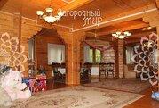 Коттедж с пропиской. Симферопольское ш, 44 км от МКАД, Кленово. - Фото 3