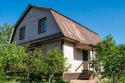 Рубленый дом со всеми удобствами в районе деревни Сопово - Фото 1
