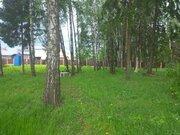 """Лесной участок 40 соток вблизи д. Лисавино кп """"Ласковый Май"""" - Фото 1"""