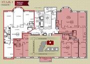 40 000 000 Руб., 150 кв.м, св. планировка, 4 этаж, 1 секция, Купить квартиру в новостройке от застройщика в Москве, ID объекта - 316334153 - Фото 11