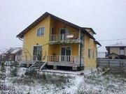Капитальный дом с магистральным газом п. Михнево, Ступинский район - Фото 4