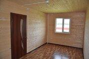 Новый теплый дом 85 кв.М. на участке 13 сот, д.финеево, ДНТ. - Фото 4