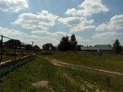 Участок 15 соток в д. Антропово Чеховский район, ЛПХ - Фото 1