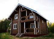 Новый брусовой дом в деревне (прописка) - Фото 1