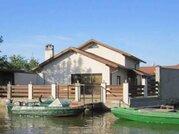 Дом отдыха со всеми удобствами, своим причалом и катерами - Фото 1