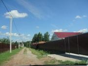 Участок 9с в СНТ рядом с Рогачево, свет, лес - Фото 5