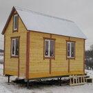 Новый домик рядом с водой. Прямое сообщение с Москвой. Прописка. - Фото 1