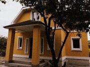 Новый дом в жилом пригороде Ногинска, 35км МКАД Горьковское - Фото 1
