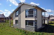 Продам современный дом с респектабельным внешним видом и удобной планировкой