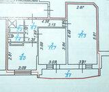 2 к. квартира, 54 кв.м, Оборонная ул, д.2 к.5, Купить квартиру Мурино, Всеволожский район по недорогой цене, ID объекта - 317743031 - Фото 9