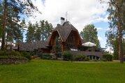 Усадьба в элитном охраняемом поселке на берегу Лемболовского озера - Фото 1