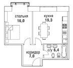 Продается квартира в ЖК Суббота - Фото 1