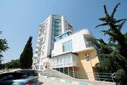 Продам 2-х комнатные апартаменты в г.Алушта по ул. Чатырдагская, 1а.