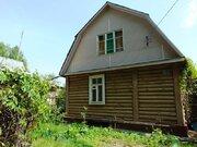 Жилая дача в СНТ Салют - д.Сопово - 89 км Щелковское шоссе - Фото 1