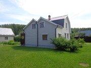 Бревенчатый дом 200 м2 на участке 6 соток. - Фото 2