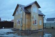 Продам отличный каркасно-щитовой двухэтажный дом - Фото 1