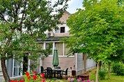 Продается отличный дом с баней и гаражом, с мебелью, 65 км от МКАД - Фото 2
