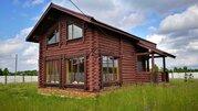 Дом с земельным участком в 60 км от Москвы - Фото 1