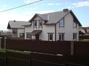 Продаётся новый дом 220 кв.м с участком 10 соток в посёлке Подосинки. - Фото 2