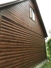 Новый дом из бруса в пос. Воровского СНТ Лесная дача - Фото 3