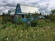 Продаётся Участок 10 сот. с домом с. Истомиха - Фото 1
