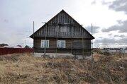 Незавершенный строительством дом в д.Аленино, участок 28 соток. - Фото 2
