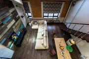 Лофт 93 кв.м. с дизайнерской отделкой - Фото 1
