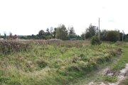 Продажа земельного участка 32 сот. в д. Токарево - Фото 1