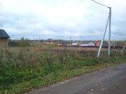 Участок ИЖС 10сот с.Ямкино, Украинская, за д.59 - Фото 5