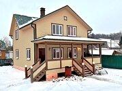 Большой 2-этажный уютный дом в Серегеевке, СНТ Сестроречье - Фото 1