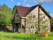 Продается дом 2012 года постройки, обжитой, с мебелью, 75 км от МКАД - Фото 2