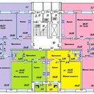 Собственник. 2-х комн.кв-ра 73.м в Чебоксарах мкр Лента за 2657200 руб - Фото 2