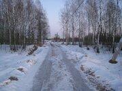 Земельный участок в Чеховском районе в красивом месте. - Фото 1