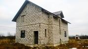 Недостроенный дом -поселок Витьба.