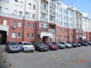 Трёхкомнатная квартира по улице Полянская - Фото 1