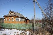 Продается жилой дом с участком 30 сот. в д. Введенское - Фото 1