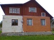 Продается 2 этажный, жилой дом с мансардой 196,4 кв. м, Усадище - Фото 4