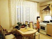 Уютная квартира с большой кухней и ремонтом. - Фото 1