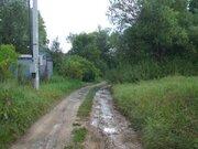 ½ участка -11соток с 1/4 старого дома в д.Канищево, Ступинский р-он - Фото 2