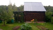 Продается дача в лесу рядом с большим озером, Ступинский район - Фото 3