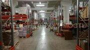Аренда помещения пл. 3376 м2 под склад, аптечный склад, м. Царицыно в .