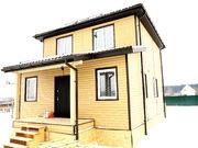 Круглогодичный дом, ИЖС. 95 кв.м. 7 соток. Голицыно.
