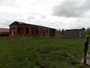 Продается недостроенный жилой дом 180,6 кв. м в с. Подъячево . - Фото 1