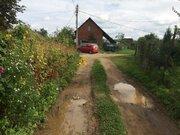 Продам участок 6 сот СНТ сад-3 в городе Солнечногорске - Фото 4