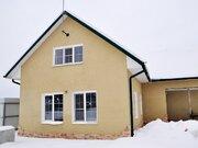 Кирпичный дом 175 кв.м в д. Варваринона Калужском шоссе в 23 км. от мк - Фото 1