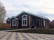 Великолепный дом из бревна. - Фото 1