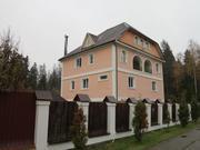 Большой дом для большой семьи в районе Голицыно. Газ, скважина 90м.