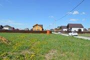 8 соток с газом возле ст. Бронницы, 42 км МКАД - Фото 2