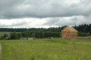Участок 10 соток правильной формы, Можайский р-н, Минское шоссе, 97 км - Фото 2