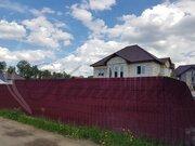 Дом 219 кв.м, участок 12 сот, д. Лугинино - Фото 1